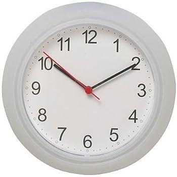 Ikea rusch orologio da cucina orologio da parete con 25 for Orologio adesivo da parete ikea