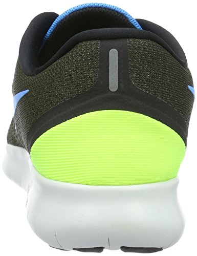 Nike Azul De Preto Corrida Fulgor Volt Verde De Sapatos cáqui Homens Rn Carga Livre PZxE7qPrfw