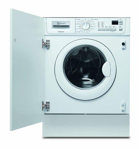 Electrolux EWX127410W Lavante Sechante Frontal Tout Integrable 7 Kg 1200 rpm Classe: C/A