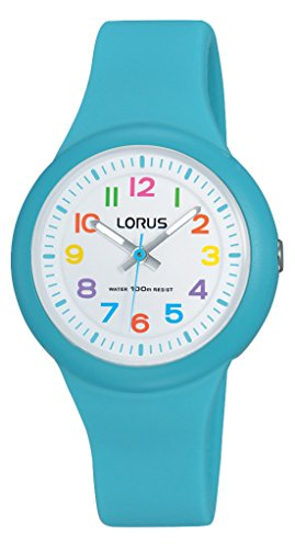 Lorus Watches Unisex Analogue Watch with White Dial Analogue Display - RRX51EX9