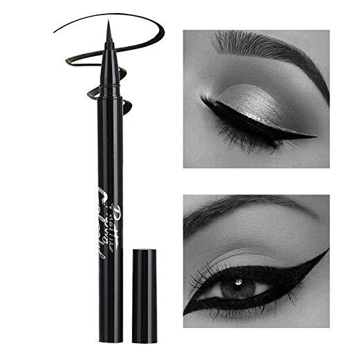 Glatter schwarzer flüssiger Eyeliner-Stift, wasserdicht wischfest für den ganzen Tag flüssiges Eyeliner-Makeup