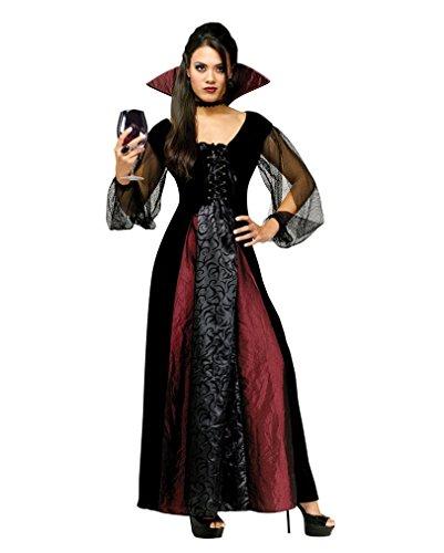 Lady Dracula Kostüm Gr. ML (Kostüme Lady Scarecrow)