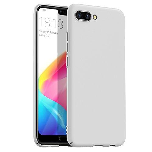 MejorFunda de Alta calidad y trasera en piel para Huawei Honor 10