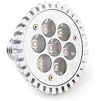 7W E26/E27 Faretti LED PAR30 7 LED ad alta intesità