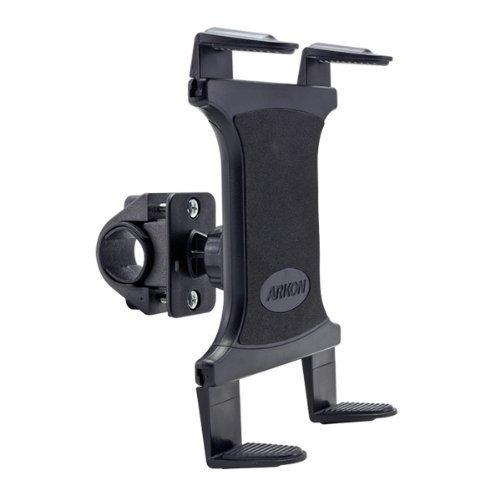 Arkon TAB127 Handlebar Tablet Mount compatible with iPad Air, iPad 4, 3, 2, Galaxy Note 10.1, Galaxy Note Pro 12.2…