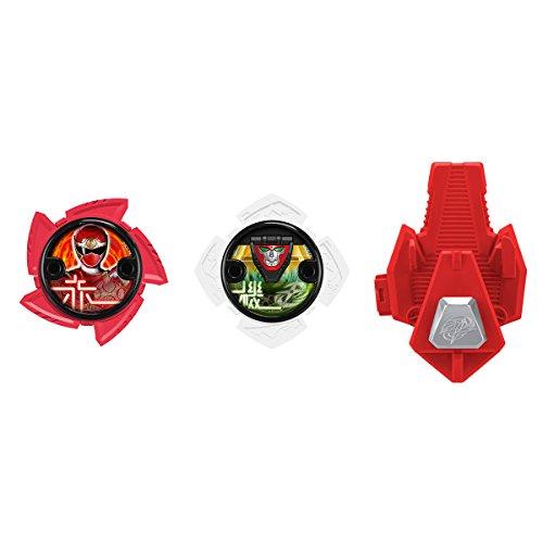 Ninja-Stern und Launcher von Bandai-43756-Pack (Französische Version)