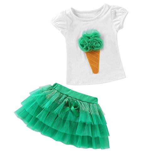 Conjuntos Niña Faldas