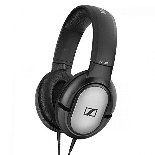Sennheiser HD 206 Stereo Kopfhörer, silber thumbnail