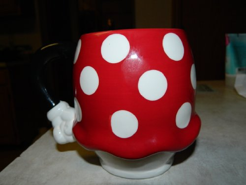 Zak Designs MMPD-1592 Disney Kaffeetassen keramik Minnie Mouse S