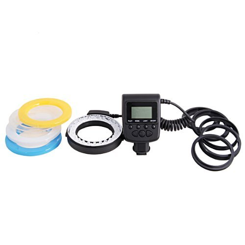 Gut-Tor RF-550E für Sony Makro Ringblitz LED Licht