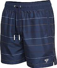 hummel Hmlrale Board Men's Shorts, Mens, Shorts, 202252-1009, Black (Black Iris), L