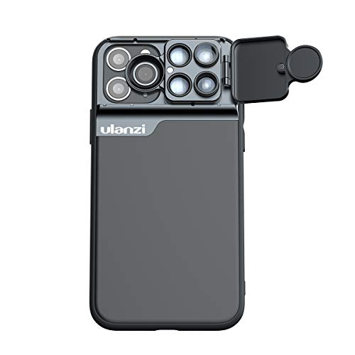 Kit obiettivo fotocamera multi telefono ULANZI per iPhone 11 Pro con custodia per telefono per iPhone 11 Pro Accessori per smartphone