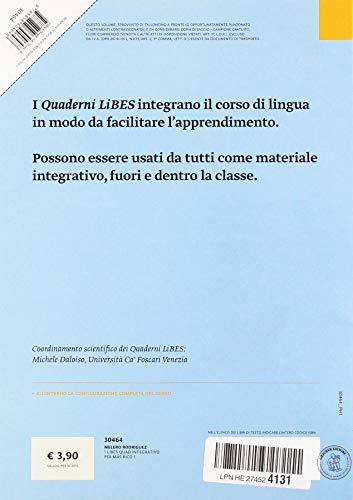 Más rico. Método de español para italianos. LiBES Quaderno integrativo: 1