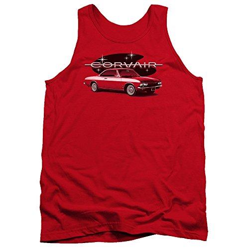 Chevrolet Herren Pullunder Rot