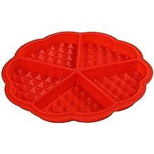 Waffles herramienta de molde-gofres cortador de molde-gofres de silicona herramientas de decoración
