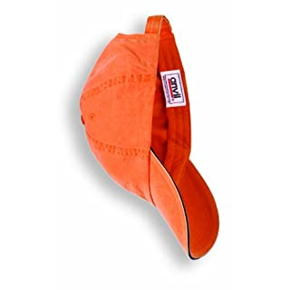 anvil Herren Low Profile Sandwich-Twill-Cap / 166, Gr. S, Orange (TGN-Tangerine)