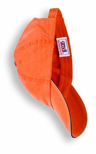Anvil - Casquette - Mixte Adulte - Orange (TGN-Tangerine) - Taille Unique