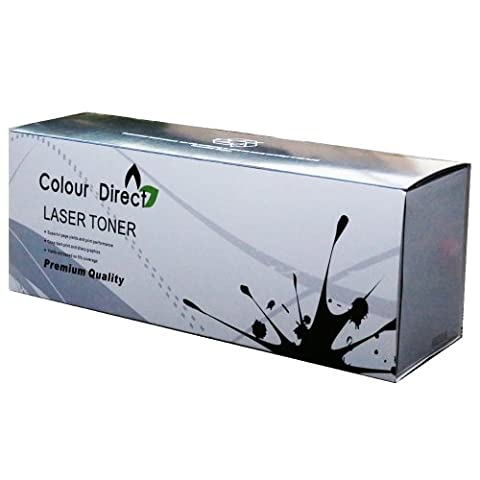 Colour Direct - Black Laser Toner Cartridge Q2670A - Replacement For Hp Colour LaserJet 3500 3500N 3550 3550N 3700 3700DN 3700DTN 3700N