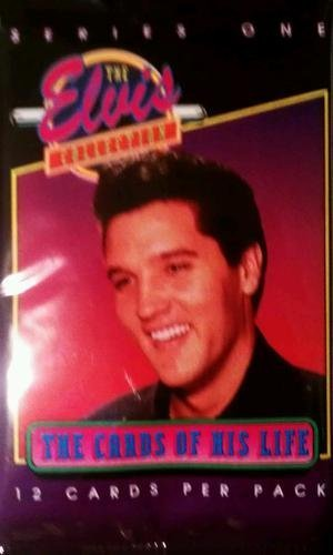 1992 Elvis Presley The Collection Series 1 Trading Cards Pack