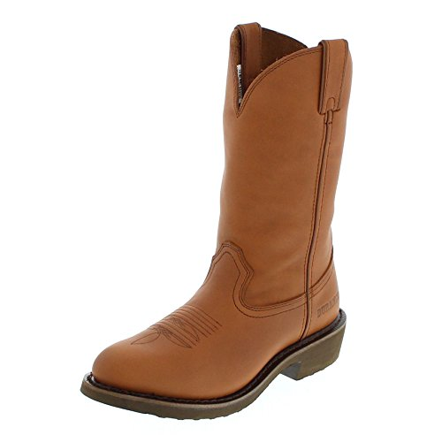 Durango Boots Pull-ON 27602 D Tan/Herren Westernreitstiefel Braun/Work Boot/Reitstiefel/ Farm & Ranch Boot, Groesse:47 (13 US) -