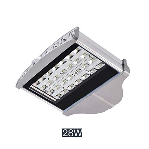 Xien Projecteur LED Lumière D'inondation Étanche Extérieur Éclairage De Route Cour Résidentielle Route Rurale (Couleur : 28W-White Light)