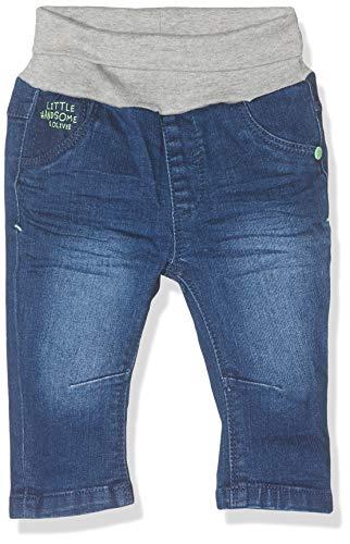 s.Oliver Baby-Jungen 65.908.71.3424 Jeans, Blau (Blue Denim 55z2), (Herstellergröße: 92)