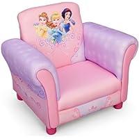 Preisvergleich für Disney Princess Armlehne Stuhl mit Holz Innenteil Einzelsofa Kindersofa Sitzplatz NEU