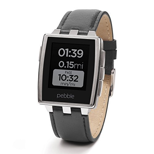 pebble-steel-smartwatch-for-iphone-and-android-devices-brushed-stainless-certified-refurbished