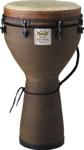 REMO 24X 10 CLAVE TUNED TIERRA DJEMBE