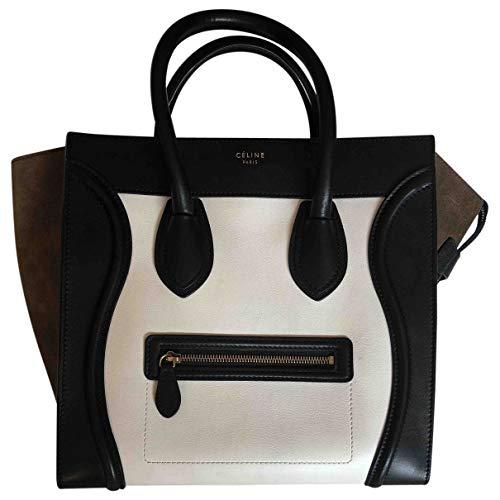 7646385ee6 Calfskin Leather Nano Luggage Shoulder Bag ce541677bo usato Spedito ovunque  in Italia