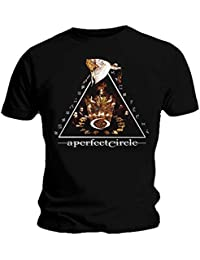 A Perfect Circle Official T Shirt Rock Metal 'Surrender' Logo All Sizes