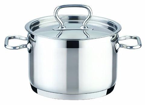 Tescoma Home Profi 18 cm 3.0 Litre Deep Pot with Cover
