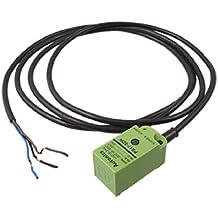 sourcingmap® PS17-5DN 5mm Detektion Induktiver Näherungssensor Schalter NPN KEINE DC 10-30V