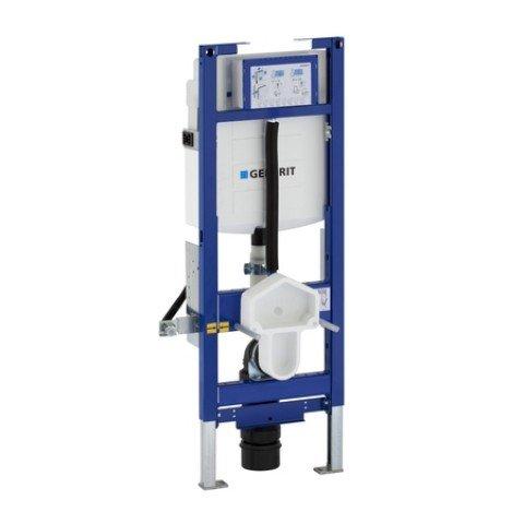 Preisvergleich Produktbild Geberit 111396005 Duofix Montageelement Wand-WC 112 cm mit UP-Spülkasten UP 320, ø 90/90 mm