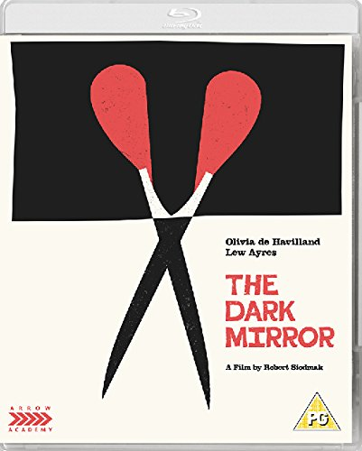 The Dark Mirror [Blu-ray] [Region A & B & C]