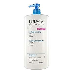 Uriage Crème Lavante Peaux Sensibles 1L