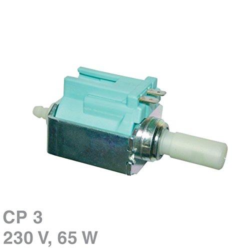 VIOKS Wasserpumpe Pumpe Kaffeemaschine Elektropumpe Kaffeeautomat passend wie ARS CP 3, 65 Watt, 15 bar