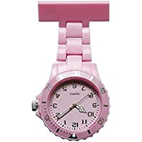 King.MI Krankenschwester-Anstecknadel Watch Clip-on hängen Medizinische Pocket Watch Männer Frauen Quarz Uhr Geschenk