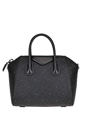 Givenchy Embellished Antigona Leather Bag Woman Black unica int.