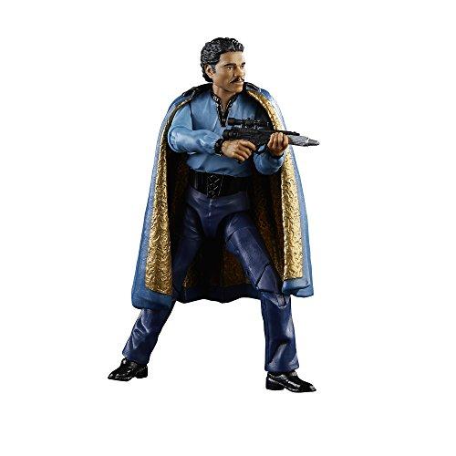 Star Wars The Black Series - Lando Calrissian 15cm Figura de acción