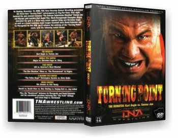 TNA Wrestling - Turning Point 2006 DVD