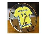 Top 14Rugby Francia–Ligue Nationale Rugby reloj de mesa de escritorio–cualquier nombre y número–Marca nuevo acrílico diseño de camiseta., Clermont Auvergne Top 14 France Rugby Union Desktop Clock