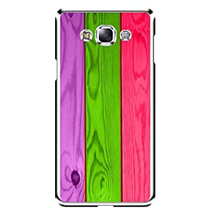 """MOBO MONKEY Designer Printed 2D Transparent Hard Back Case Cover for """"Samsung Galaxy E7"""" - Premium Quality Ultra Slim & Tough Protective Mobile Phone Case & Cover"""
