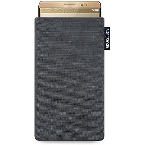Adore June Classic - Funda para Huawei Mate 8 - original Cordura - gris oscuro