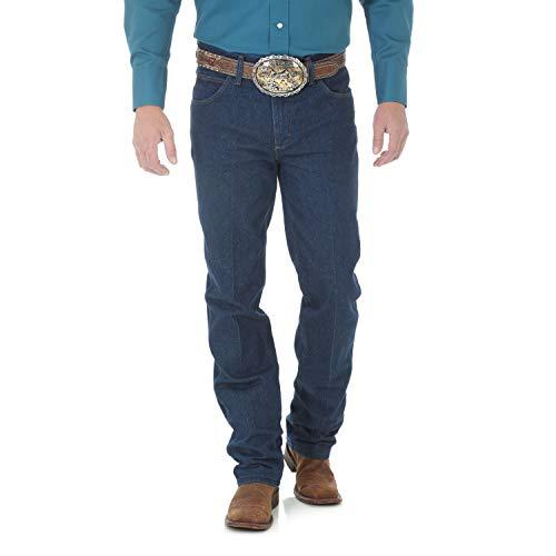 Wrangler Herren Premium Performance Cowboy Cut Slim Fit Jeans, Vorwäsche, 30W / 36L -