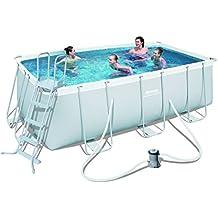 Suchergebnis auf f r swimmingpool rechteckig for Gartenpool 300 cm