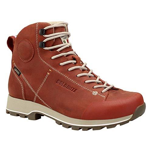 Gtx Womens Boot (Dolomite Cinquantaquattro High FG GTX Women, 5,5UK/39 EU, Paprika orange)