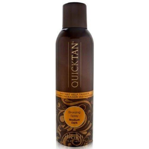 Body Drench Instant Self-Tanning Medium to Dark Bronzing Spray 170g - Sun Sunless Bronze