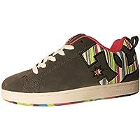 DC Shoes Sneaker Corte Graffik Se signore Skate Shoes