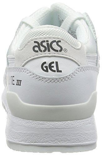 Asics Gel-Lyte Iii, Chaussures de Running Compétition Mixte Adulte Blanc